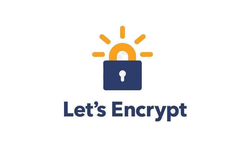 Beveiliging, Let's Encypt, Certificaat
